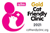 Gold cat friendly clinic